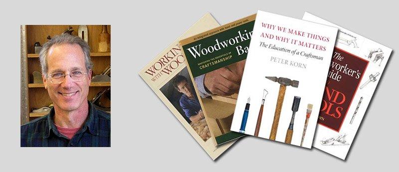 Peter Korn Books