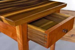 Chamberlin Table Detail