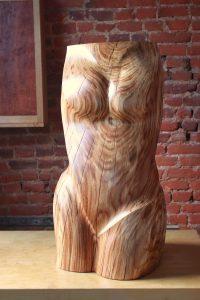 Curtis sculpture