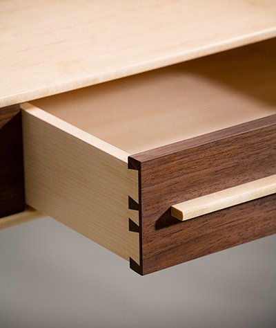 Detail of drawer by Libby Schrum.