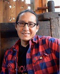 Fredy Huaman Mallqui Headshot