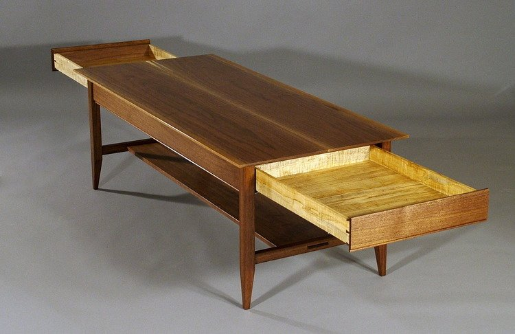 BROWER Both+drawers+extended